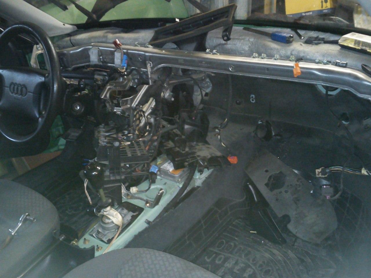 "Audi A4 Avant -""Авдотья"" - Страница 10 TiK1r4jd9LM"