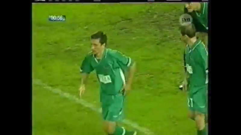 Терек (Грозный, Чечня) 1-0 Лех (Познань, Польша) Кубок УЕФА