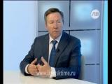 В эфире «Липецкого времени» - программа «Открытая студия» с Олегом Королевым