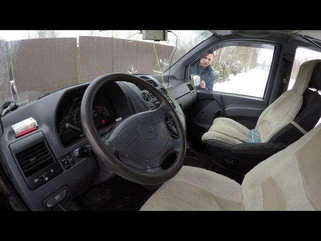 Mercedes vito w638 5Экспромт Vito 114