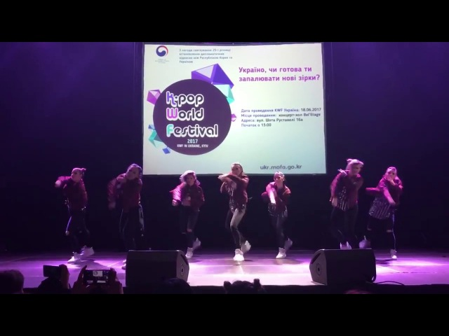 [K-POP World Festival 2017] - BTS (방탄소년단) 'Not Today' Intro cover by Encore