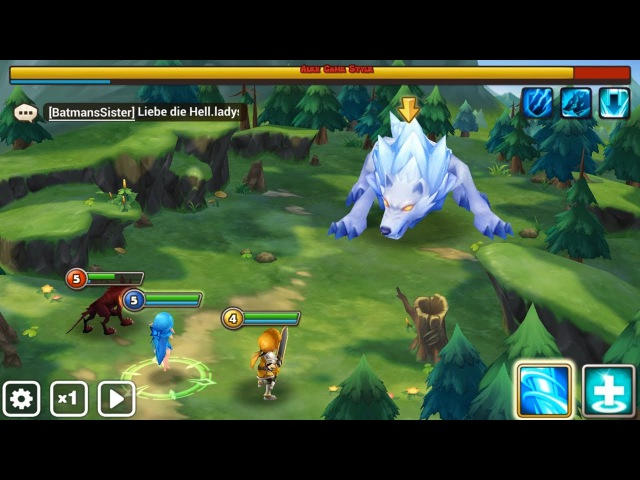 Summoners War (EN) - A multi-million strong RPG worldwide (Android Gameplay)
