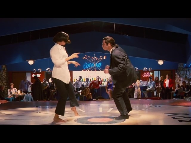 Pulp Fiction / Chuck Berry - You Never Can Tell