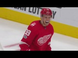 Mantha scores first goal in Little Caesars Arena history
