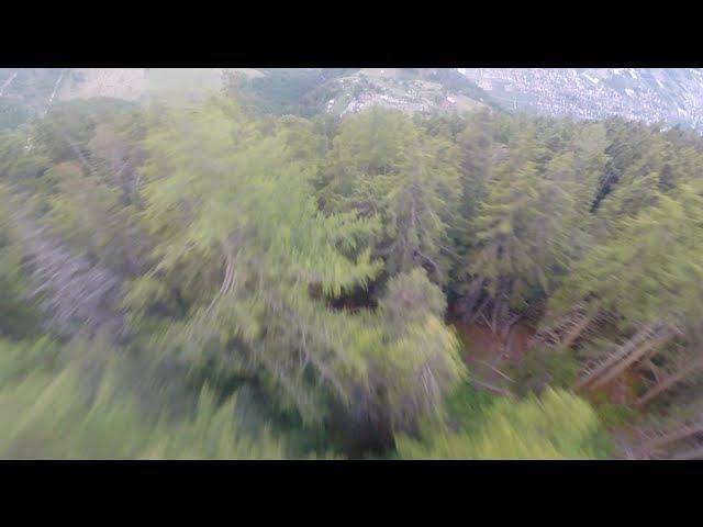 Grand Chavalard Sessions -- Wingsuit Proximity Flying -- Brendan Weinstein