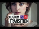 AFTER EFFECTS TUTORIAL : Custom image slideshow transition in after effects