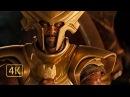 Тогда я не обязан подчиняться. Друзья Тора прибывает на Землю. Хеймдалль пытается остановить Локи