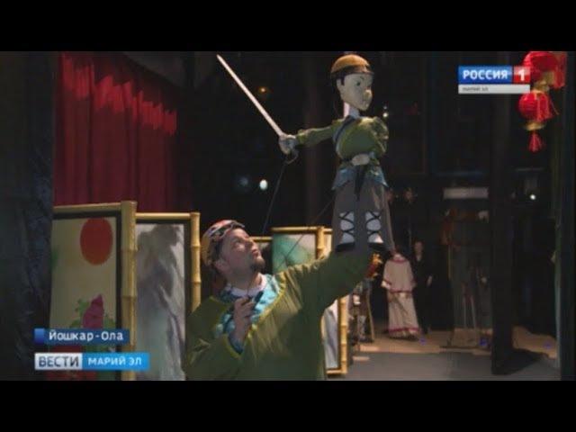 «Мы до старости остаемся детьми» – актеры-кукольники отмечают праздник - Вести Марий Эл