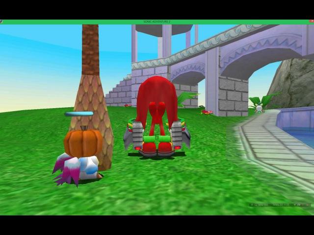 Sonic Adventure ч.18, прохождение с Алексеем Пивкиным.