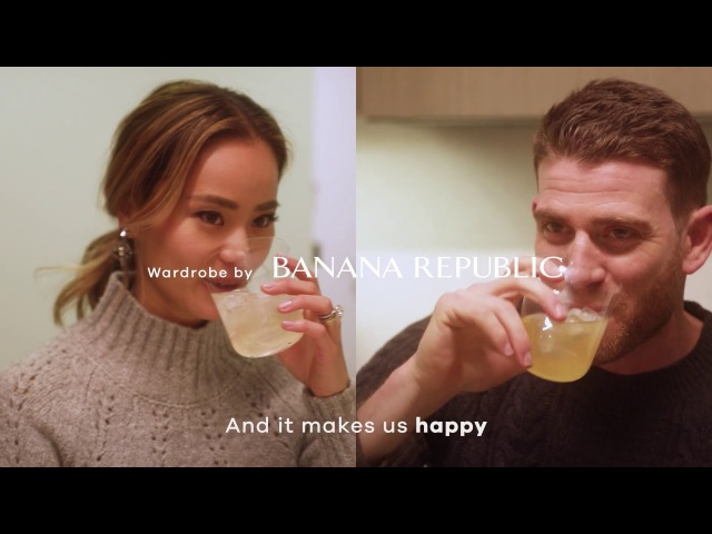 How Jamie Chung Bryan Greenberg Balance Marriage With Thriving Careers | Banana Republic