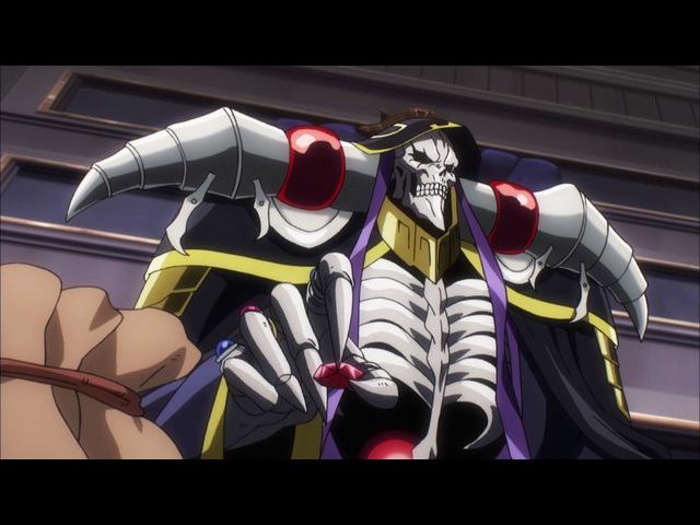 01 Повелитель 2 / Владыка 2 / Overlord 2 - 01 серия | MoonLord Lover Anime Myako [AniZone.TV]