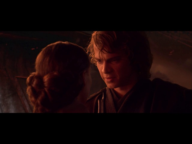 Star Wars: Episode III - (Padme's Plea/Anakin's Force Choke)