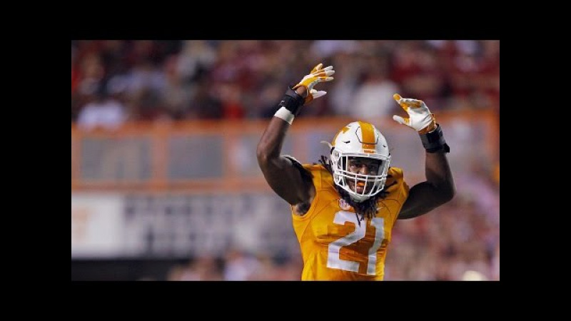 Jalen Reeves Maybin Hard Hitting Linebacker Tennessee Highlights ᴴ ᴰ