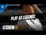 PS4 - MLB The Show 18