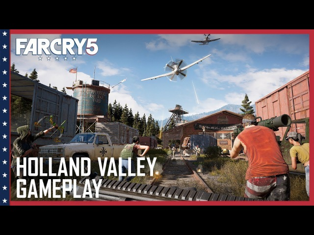 Far Cry 5: New Gameplay in Holland Valley | Ubiblog | Ubisoft [US]