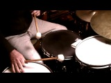 Poinciana Ahmad Jamal drum set overdubbing on the original 1958 version