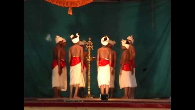 Margam Kali by Parel Church boys, Chry - Nithin and team