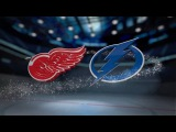 Detroit Red Wings vs Tampa Bay Lightning - October 26, 2017 Game Highlights NHL 201718 Обзор