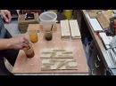 MakeStone Как покрасить декоративный камень из гипса Сланец карельский