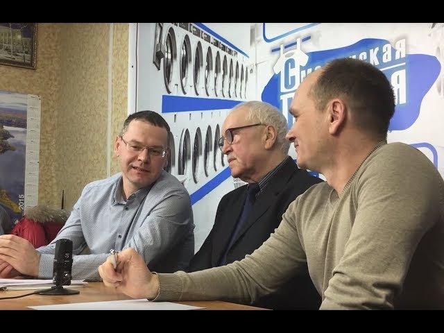 Черный день смоленской журналистики, финал Справедливой России и болт от губер...