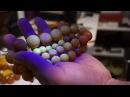 Простой способ как проверить янтарные бусы и янтарные изделия ультрафиолетом