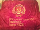 В гостях у кума на даче 🔴 Флаги СССР 🔴 обзор дачи