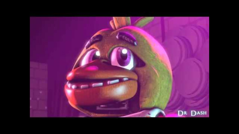 [FNAF/SFM] The duck suck - family friendly funny happy time