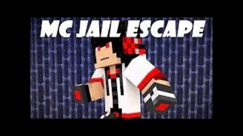 Побег из тюрьмы. Minecraft Machinima