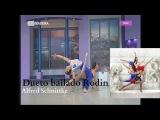 Dueto bailado Rodin - Alfred Schnittke - #companhiadedancaMBT