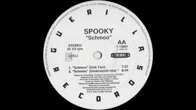 Spooky - Schmoo (Underworld Mix)