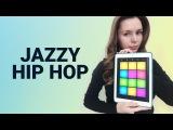 JAZZY HIP-HOP DRUM PAD MACHINE