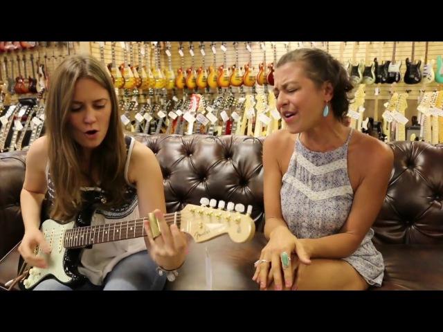 WOW Roses and Cigarettes - Angela Petrilli Jenny Pagliaro at Norman's Rare Guitars
