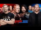WBSOFG Edge and Christian WWE Survivor Series 2017 Predictions