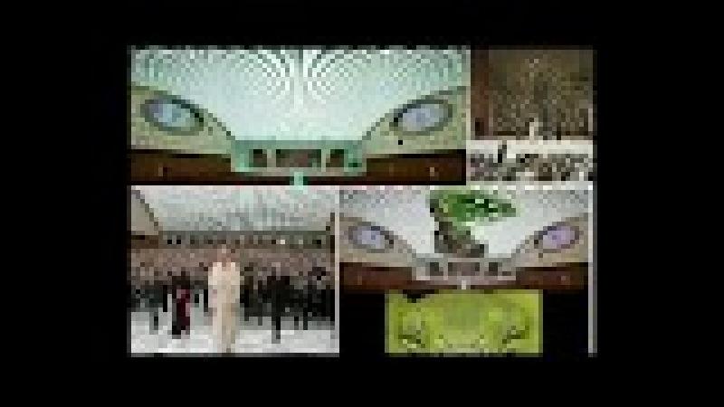 Тайны конференц-зала папы-римского
