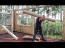 The Evolution of an Alaska Log Cabin ~ Stockade Style ~ Our progress