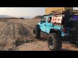 Traxxas TRX4 New Bright Rubicon JK Let's Off-Road 12