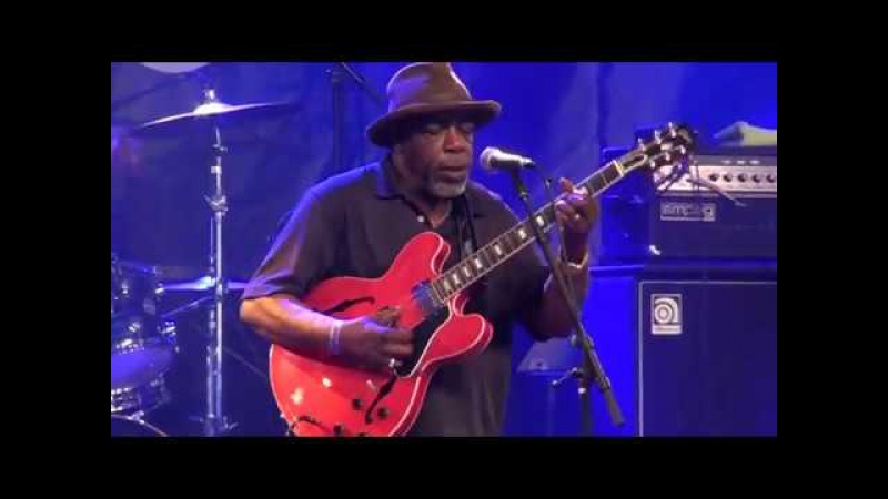 Lurrie Bell His Chicago Blues Band - Wine Headed Woman @ Moulin Blues 2017