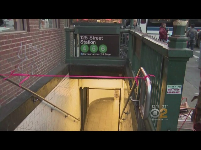 MTA Worker Killed On The Job