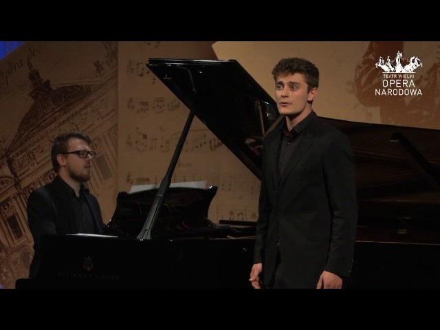 K. Szymanowski - U Jeziorecka - Jakub Józef Orliński - Michał Biel