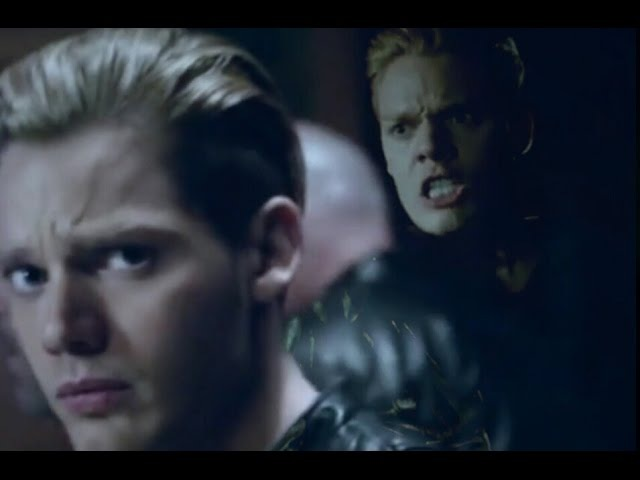 Jace Wayland || I've Turned Into A Monster