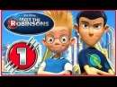 Meet the Robinsons Walkthrough Part 1 X360 Wii PS2 GCN Egypt Escape the Tomb