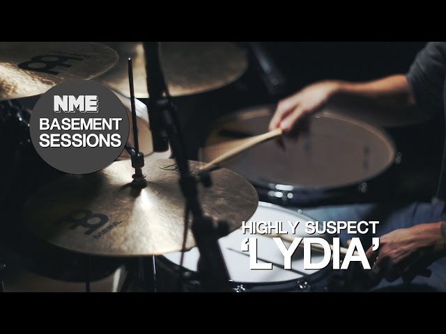 Highly Suspect – Lydia – NME Basement Sessions
