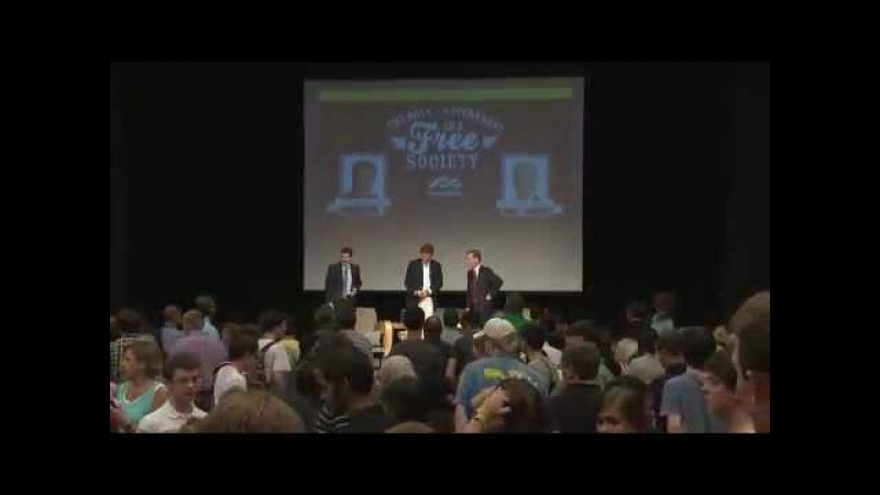 The Great Debate Series: John Stossel and Governor Howard Dean