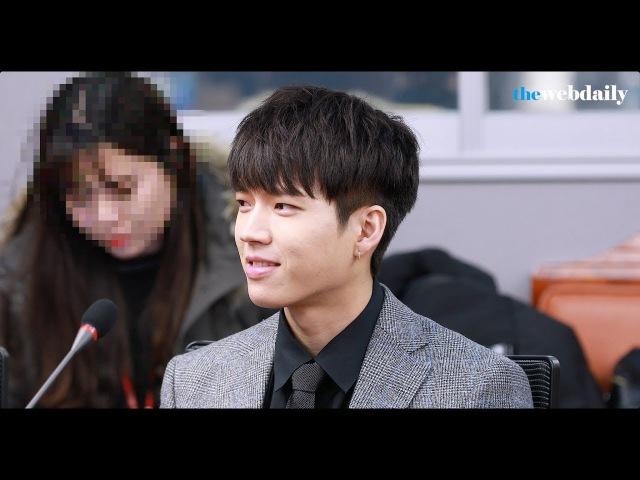 [WD영상] 인피니트(INFINITE) 남우현, 홍보대사 됐우현~