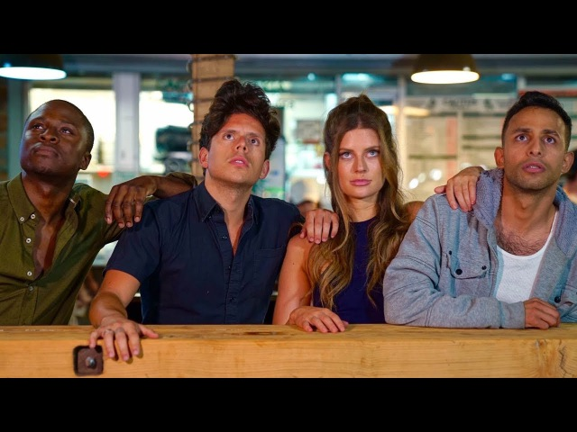 Circle of Strangers | Rudy Mancuso, Anwar Jibawi Hannah Stocking