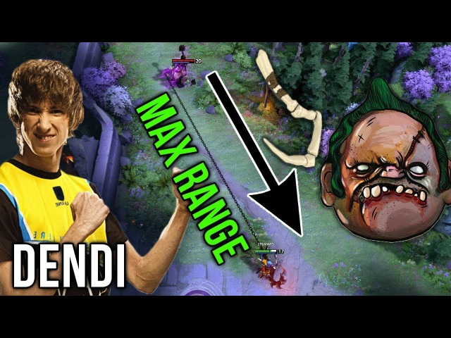 Dendi Back to Pudge - MOST LEGENDARY PUDGE Player 20-5-22 EPIC Gameplay Dota 2