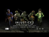 Injustice 2 – Fighter Pack 3 официальный трейлер
