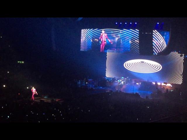 Queen and Adam Lambert - Killer Queen Don't Stop Me Now - Birmingham NIA - 16/12/2017