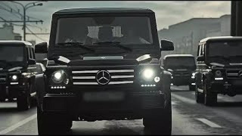 Дым мой круговорот (gelandewagen 63 AMG)[HD]