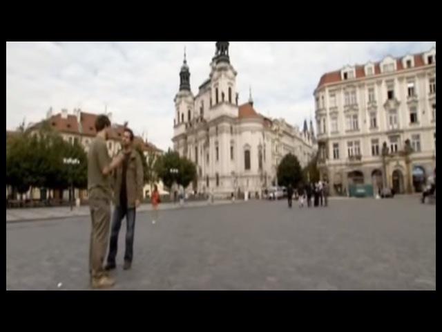 Города подземелья -подземелья 3 рейха в современной Праге.